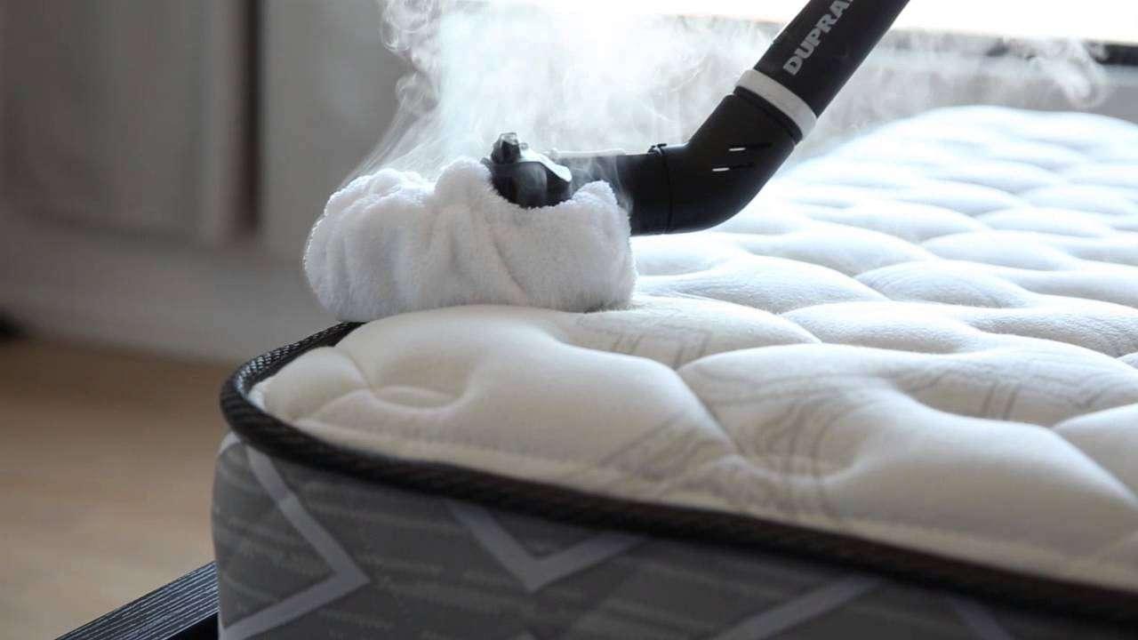 gultas matraču tīrīšana
