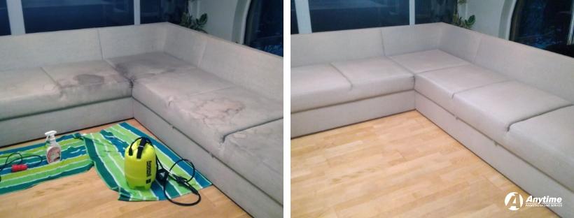 dīvānu tīrīšana