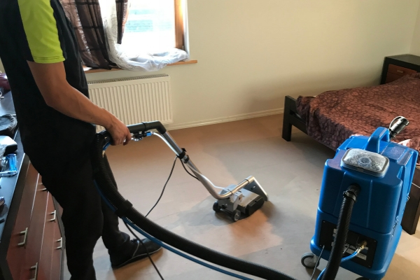 paklāju tīrīšana